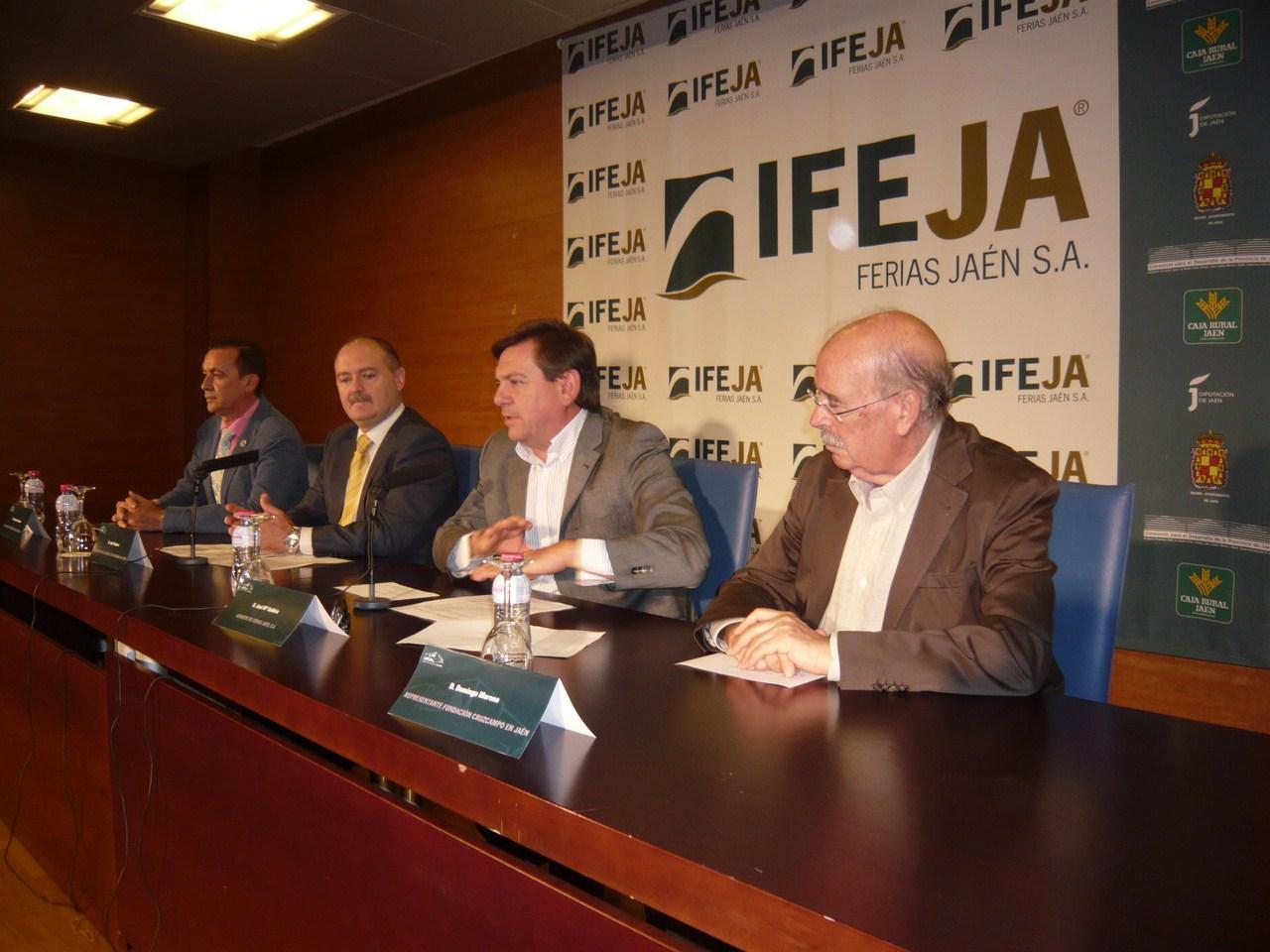 IFEJA  recupera ANCOAR durante los días 4 y 5 de octubre que incluye un programa con la actuación de