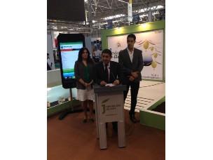 Diputaci�n de Ja�n presenta en Tierra Adentro la app GR 247 Bosques del Sur que mejorar� la experien