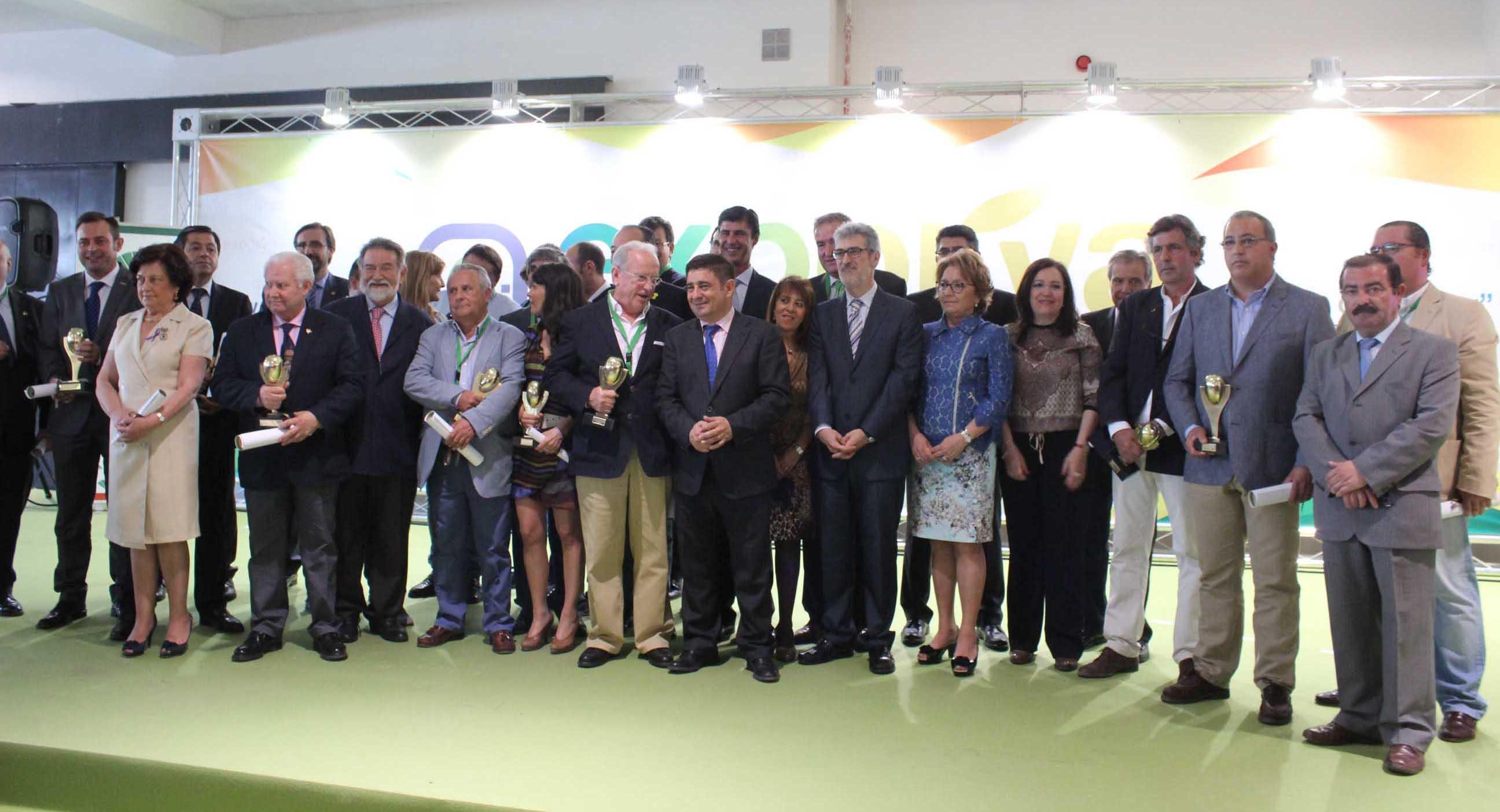 Expoliva 2015 premia la calidad de aceites y expositores
