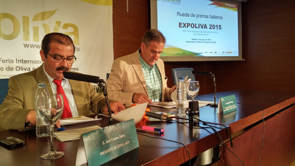 Expoliva 2015 supera las previsiones y se convierte en la mejor de la historia