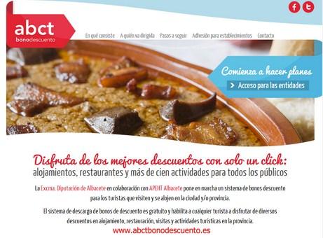 Albacete presentar� en Tierra Adentro un bono descuento para turistas que visiten la provincia