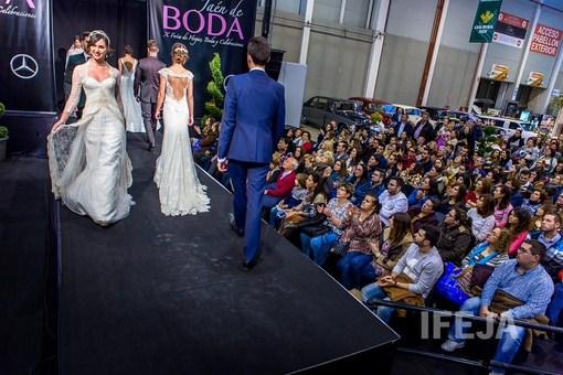 Jaén de Boda cumple con las expectativas previstas por la organización cerrando sus puertas con 7.50