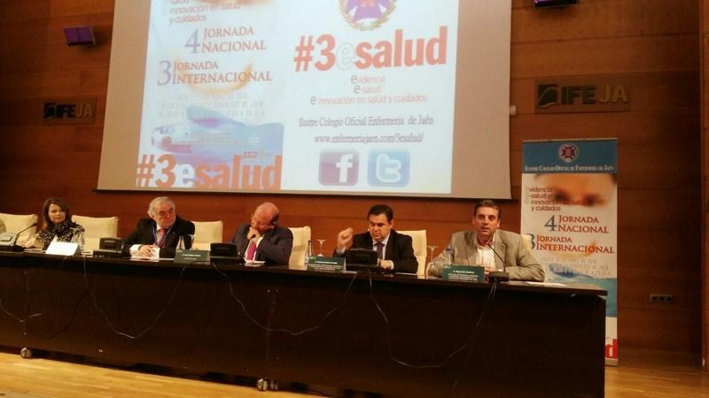 Más de 400 enfermeros asisten hoy en el Palacio de Congresos de Jaén a la IV Jornada Nacional y III
