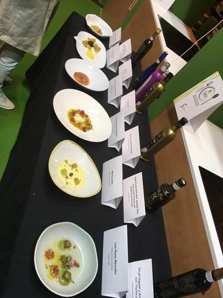 """Lalo Reyes, de """"Los Sentidos"""" de Linares, se hace con el XVI Premio de Cocina con AOVE """"Jaén, paraís"""